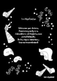 Filastrocca - Le Mascherine