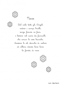 Poesia - Neve