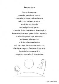 Poesia - Resurrezione