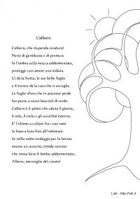 Poesia - L'albero