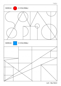 Cerchio - Quadrato
