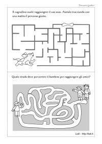 Percorsi Grafici - bianco e nero