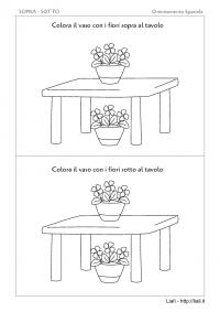 Sopra - Sotto - Tavolo