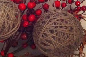 decorazioni con filo