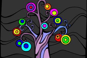 albero dei colori